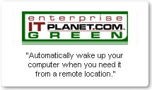 Enterprise IT Planet